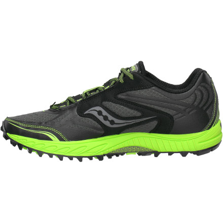 photo: Saucony ProGrid Peregrine 2 trail running shoe
