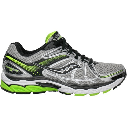 photo: Saucony ProGrid Hurricane 13 trail running shoe