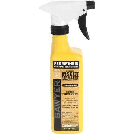 photo: Sawyer Permethrin Repellent for Clothing