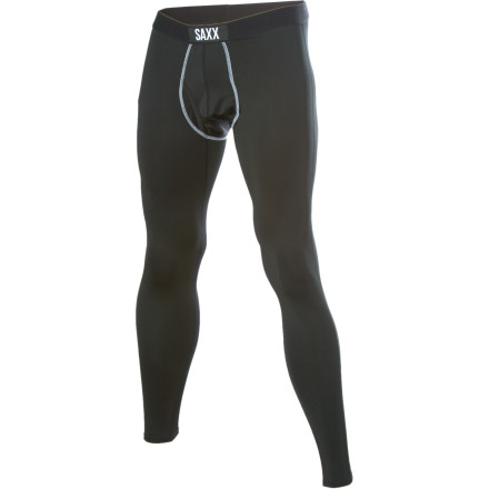 Saxx Pro Elite Long John Bottom - Men's