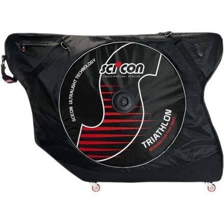 SciCon AeroComfort Triathlon TSA Bike Case