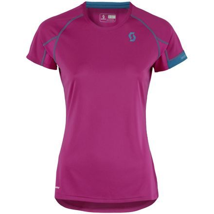 Scott Trail MTN Polar Crew Jersey - Short-Sleeve - Women's
