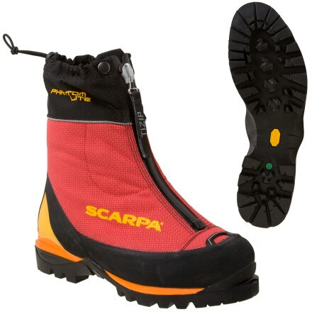 photo: Scarpa Men's Phantom Lite mountaineering boot