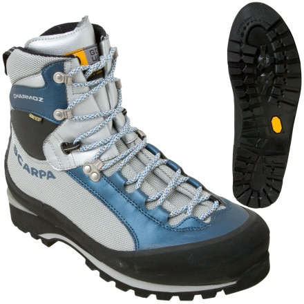 photo: Scarpa Charmoz GTX mountaineering boot