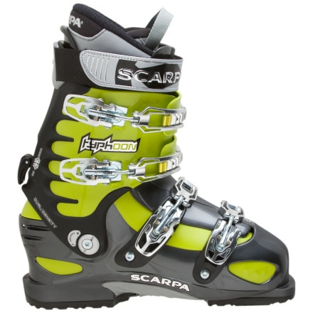 photo: Scarpa Typhoon