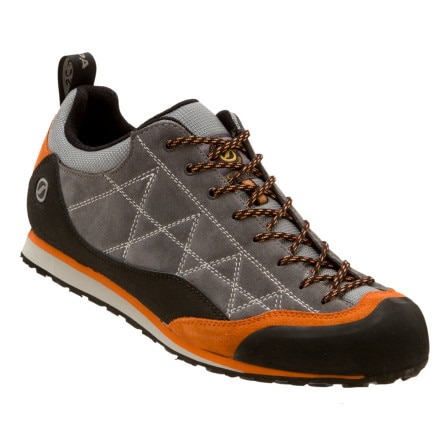 photo: Scarpa Quest approach shoe