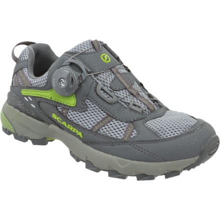 photo: Scarpa Corsa Boa trail running shoe