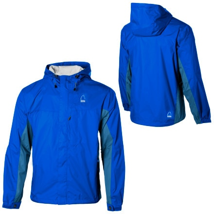 photo: Sierra Designs Men's Hurricane HP Jacket waterproof jacket