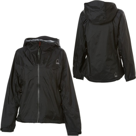 photo: Sierra Designs Women's Hurricane HP Accelerator Jacket waterproof jacket