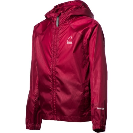 photo: Sierra Designs Girls' Microlight Jacket