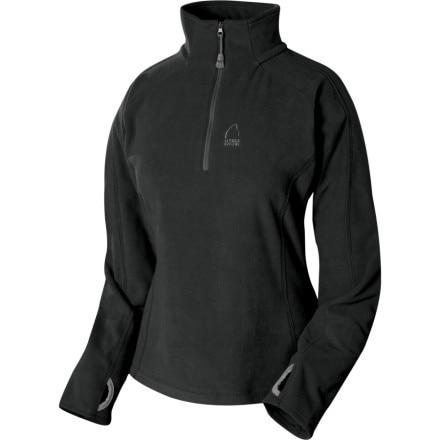 photo: Sierra Designs Men's Frequency 1/2 Zip fleece jacket