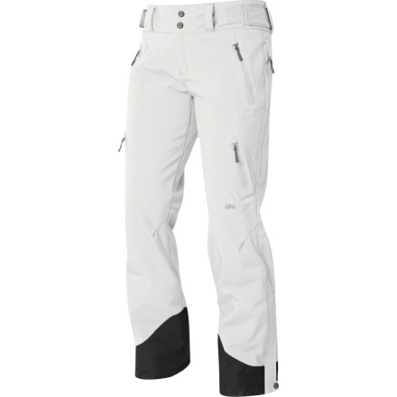 photo: Sierra Designs Men's Lunatic Pant soft shell pant