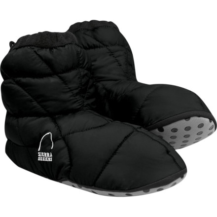 photo: Sierra Designs Men's Down Packable Bootie bootie