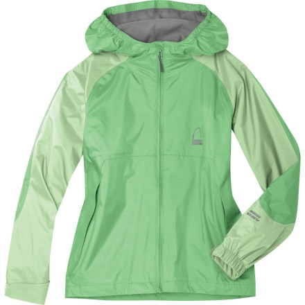 photo: Sierra Designs Girls' Hurricane HP Accelerator Jacket waterproof jacket