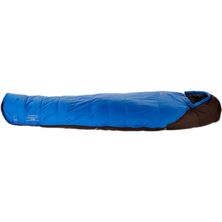 Sierra Designs Trade Wind Sleeping Bag: 15 Degree Down