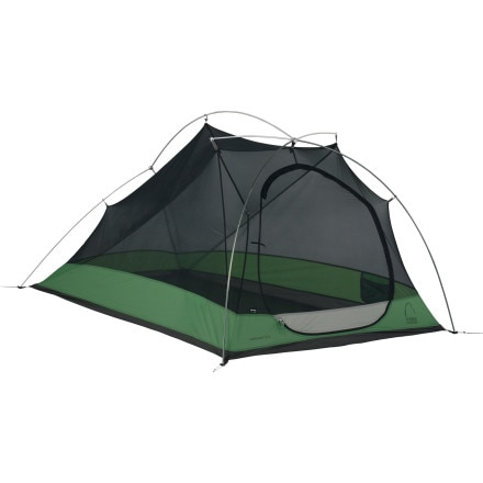 Sierra Designs Vapor Light 2 XLong Tent: 2-Person 3-Season