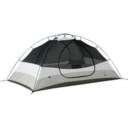 Sierra Designs Zolo 2 Tent: 2-Person 3-Season