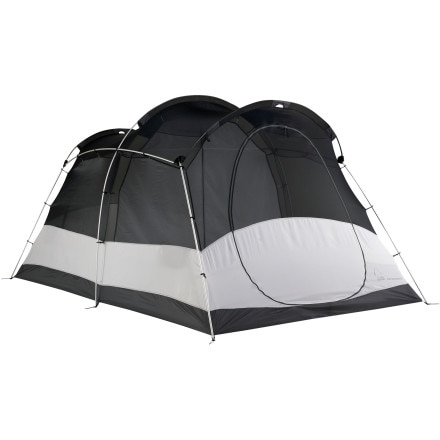 photo: Sierra Designs Yahi Annex 4+2 Tent