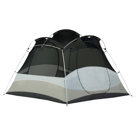 Sierra Designs Yahi 4 Tall Tent: 4-Person 3-Season