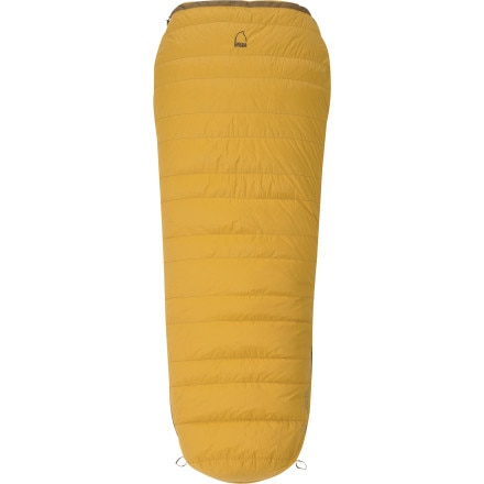 Sierra Designs Junction 15 Sleeping Bag: 15 Degree Down