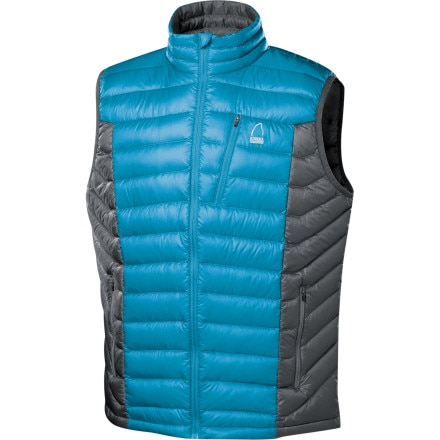 photo: Sierra Designs Gnar Vest down insulated vest