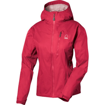 photo: Sierra Designs Women's Stellar Jacket waterproof jacket