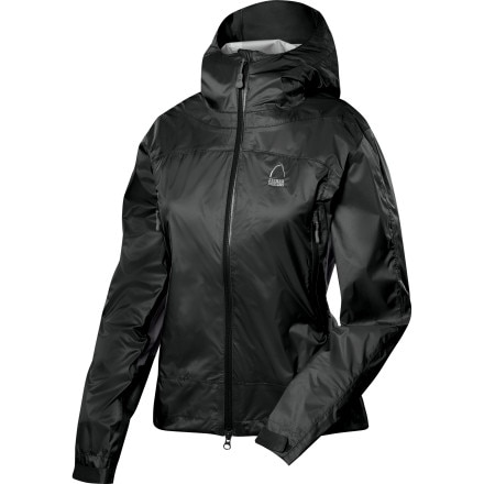 photo: Sierra Designs Women's Wicked Jacket waterproof jacket