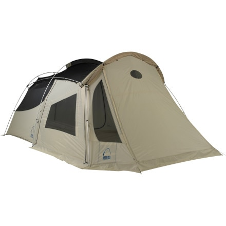 Sierra Designs Mirage 4 Tent: 4-Person 3-Season