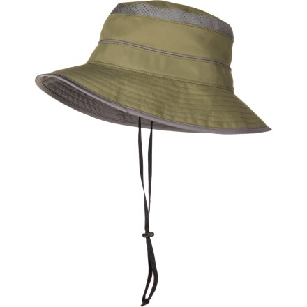 Sunday Afternoons Solar Bucket Hat