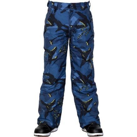 686 Authentic Ridge Insulated Pant - Boys'