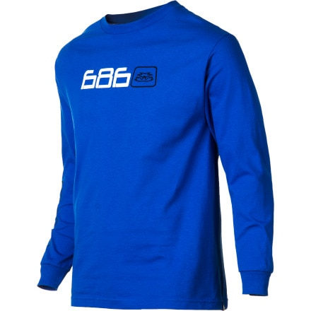 686 Main T-Shirt - Long-Sleeve - Men's