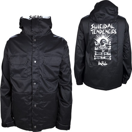 686 Limited Edition Suicidal Tendencies Jacket - Men's