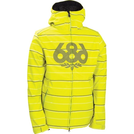 686 Plexus Tag Softshell Jacket - Men