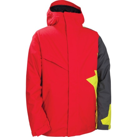 686 Snaggletooth Peace Insulated Jacket - Men
