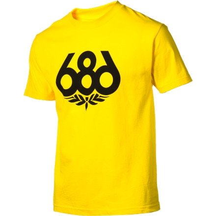 686 Wreath T-Shirt - Short-Sleeve - Men's