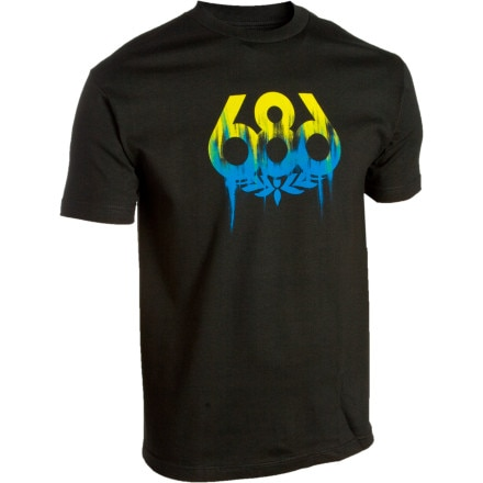 686 Streak T-Shirt - Short-Sleeve - Men