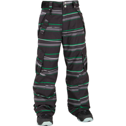 686 Smarty Original Cargo Insulated Pant - Boys