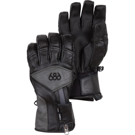 686 Focus Leather Glove