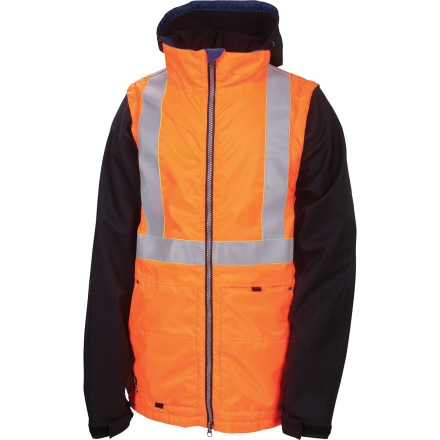 686 Times Dickies Safety Insulated Jacket - Men