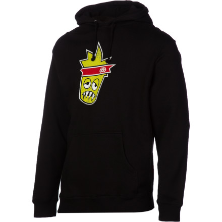 686 Snaggle Pullover Hoodie - Men's