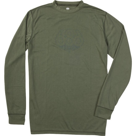 686 Direct Base Layer Top - Men's