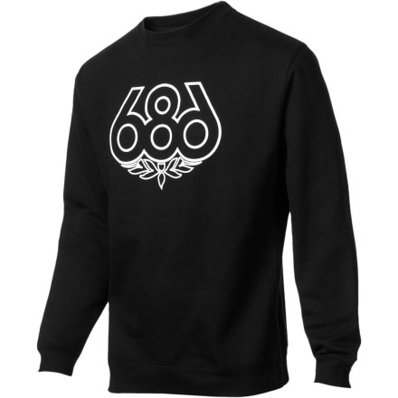 686 Outlined Crew Sweatshirt - Men