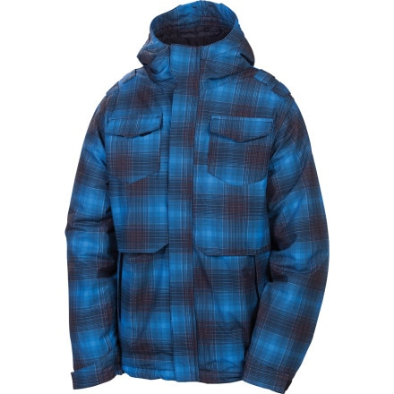 686 Mannual Command Insulated Jacket - Boys'
