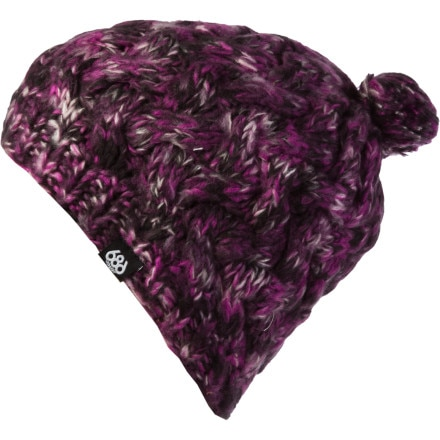 686 Braid Fleece Beanie - Women's