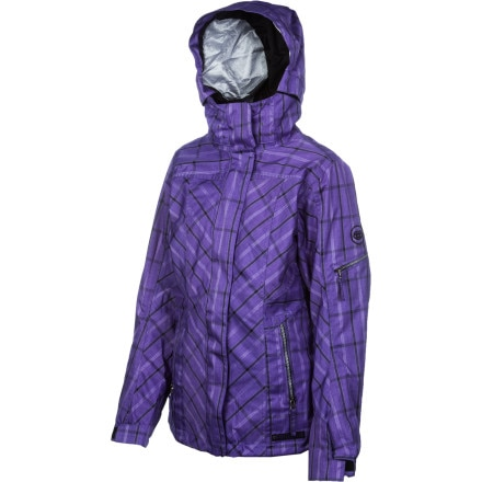 686 Smarty Lattice Insulated Jacket - Women