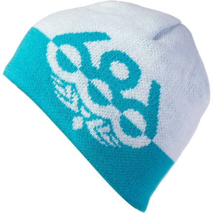 686 Wreath Fleece Beanie Girls'