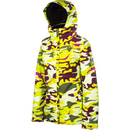 686 Mannual Fluid Insulated Jacket - Women's