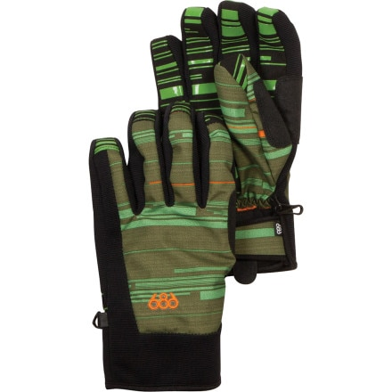 686 Static Pipe Glove - Men