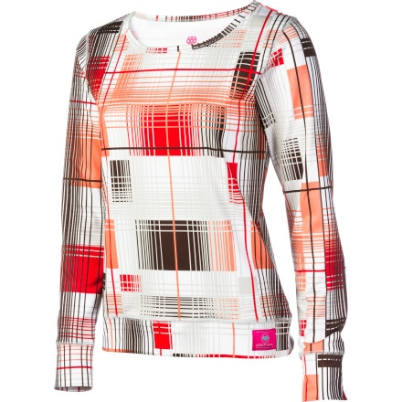 686 Plaid Base Layer Top - Women