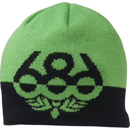 686 Wreath Fleece Beanie Kids'